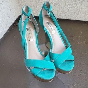 INC International Concepts Shoes - Beautiful INC Wedge Heels